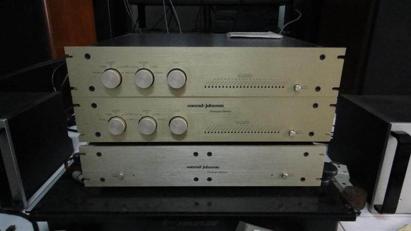 Conrad-johnson premier seven preamplifier (Used)SOLD Dsc03429