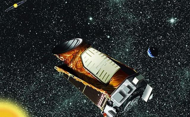 La Nasa renonce à réparer le télescope spatial Kepler  11647210