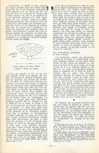 L'ATTERRISSAGE DU PUITS-D'EDME - Nuit du 16 au 17 août 1970 - par Henry-Jean BESSET  - Puits_13