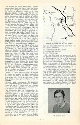 L'ATTERRISSAGE DU PUITS-D'EDME - Nuit du 16 au 17 août 1970 - par Henry-Jean BESSET  - Puits_14