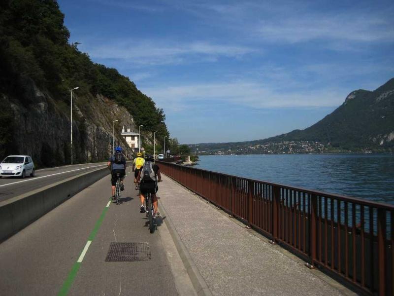 Tour du lac d'Annecy (2013) en préparation Annecy10