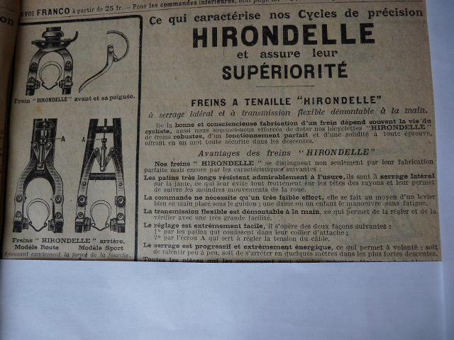 HIRONDELLE 1925/ 1935 P1030310
