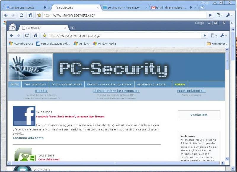 Browser e Sicurezza Incogn10
