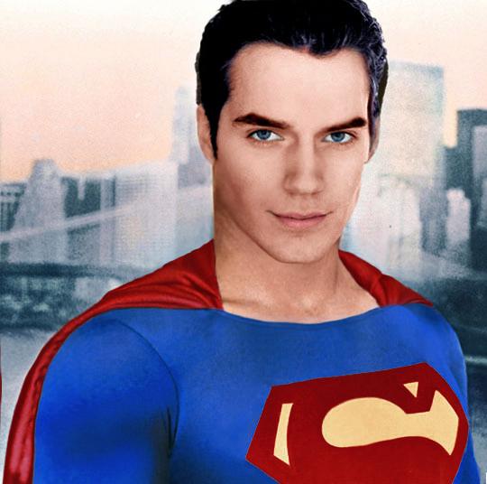 SUPERMAN MAN OF STEEL Cavill10
