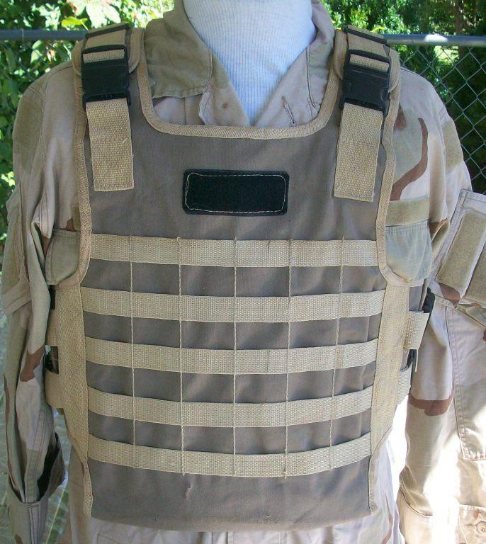 Afghan Body Armor 00116