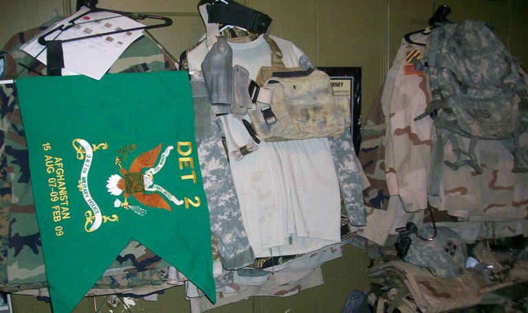 How to store BDU's, DCU's, and ACU's 00210