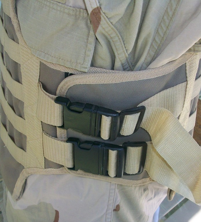 Afghan Body Armor 00217