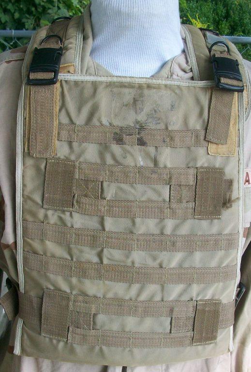 Afghan Body Armor 00712
