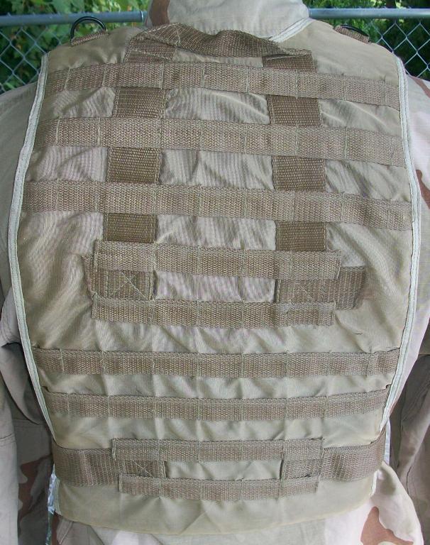 Afghan Body Armor 00813