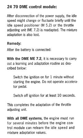 Procédure pour remplacement du débimètre sur une 986 - Page 2 Dme_ig11