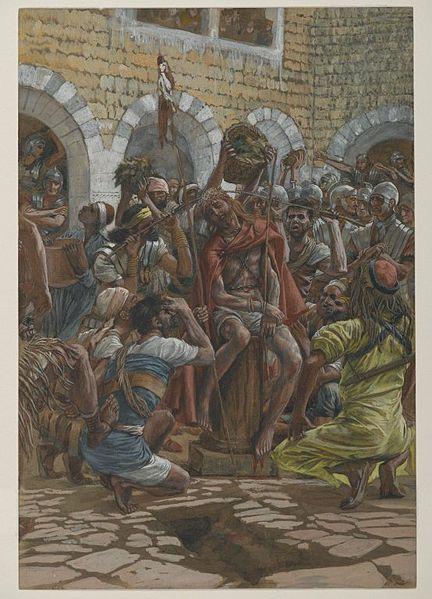 La Passion du Christ selon le peintre Tissot. 432px-10