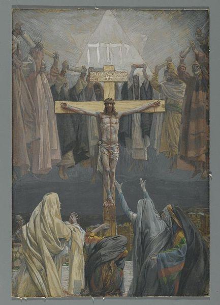 La Passion du Christ selon le peintre Tissot. 433px-10