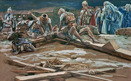La Passion du Christ selon le peintre Tissot. James_10