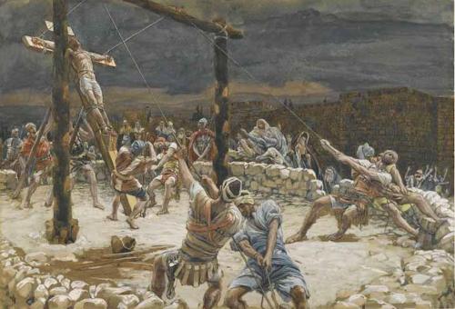 La Passion du Christ selon le peintre Tissot. Tissot10