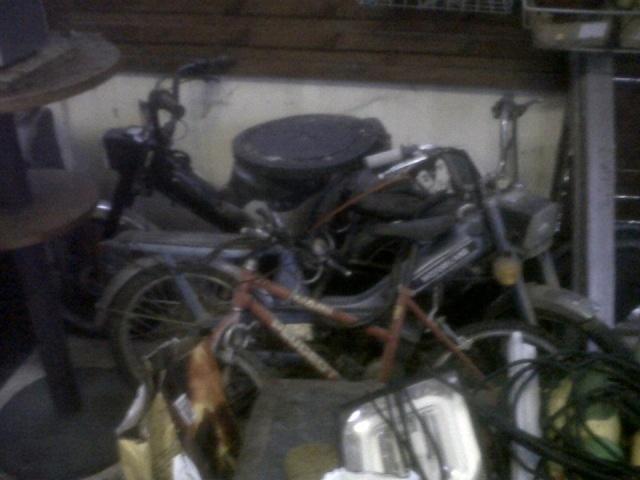 Motobécane 41VLC de 1978 et Solex 5000 de 1973 !!! 42361810