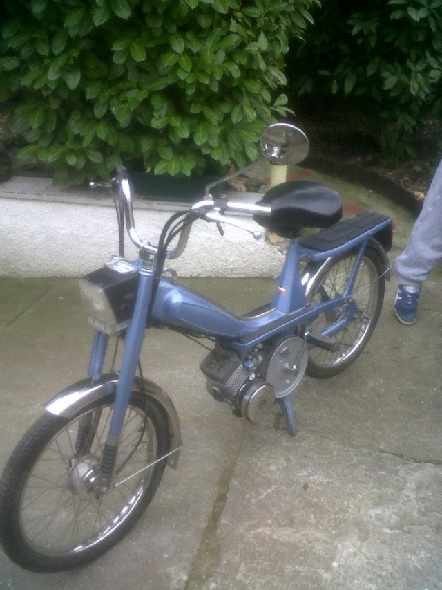 Motobécane 41VLC de 1978 et Solex 5000 de 1973 !!! 43228910