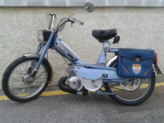 Motobécane 41VLC de 1978 et Solex 5000 de 1973 !!! 84378510