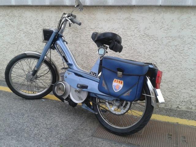 Motobécane 41VLC de 1978 et Solex 5000 de 1973 !!! 86037910