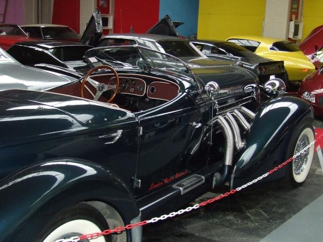 MUSEUM MOTOR LONDON Dscf7111