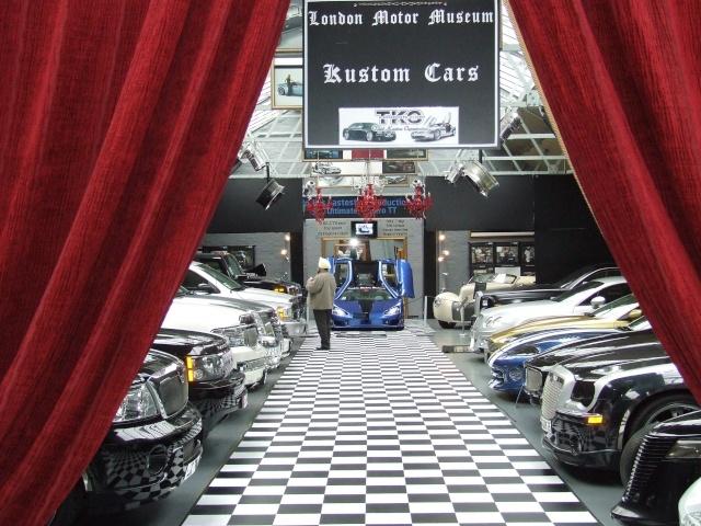 MUSEUM MOTOR LONDON Dscf7210