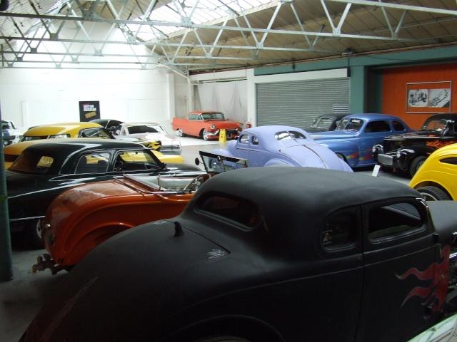 MUSEUM MOTOR LONDON Dscf7310