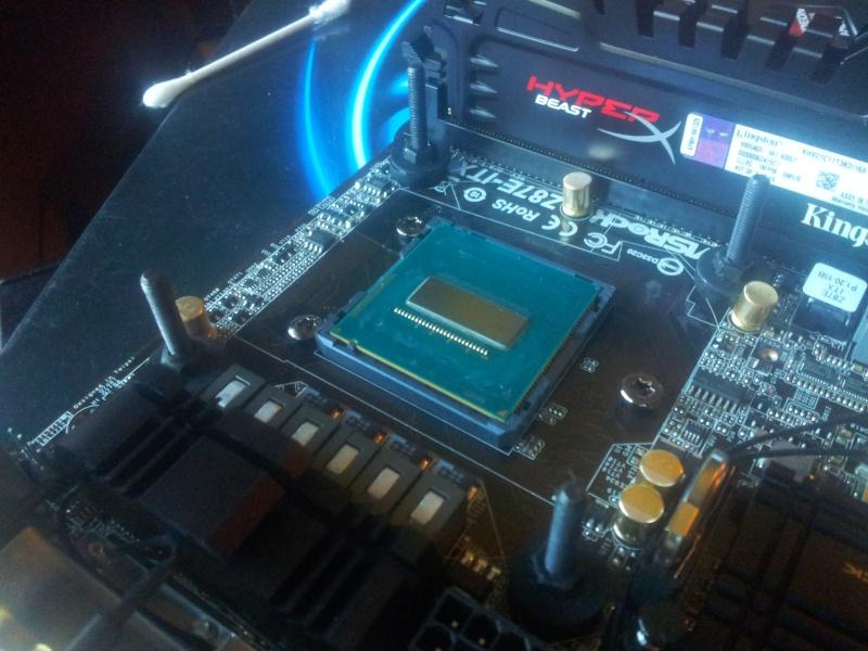 BitFenix Prodigy + Z87E-ITX+  4770K + GTX 690 4GB  510