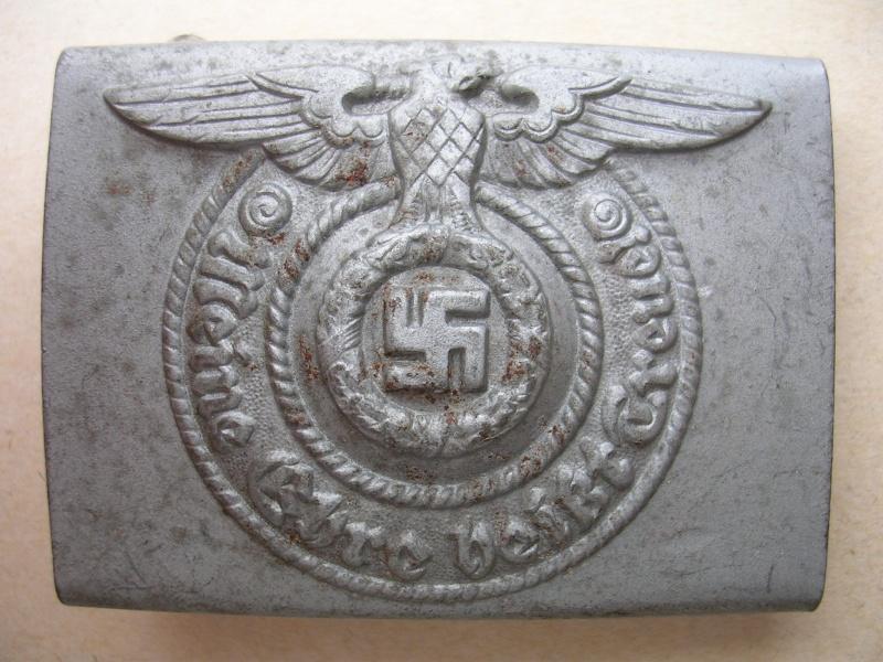 """Boucle SS (acier) - RZM 155/43 - Assmann """"mdl gris foncé"""" 15543d10"""