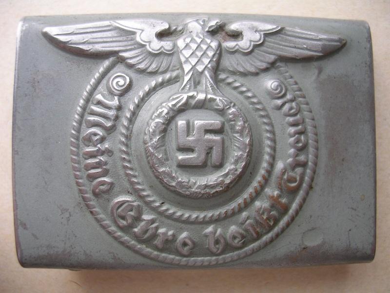 """Boucle SS (acier) - RZM 155/43 -Assmann """"mdl vert"""" 15543g10"""