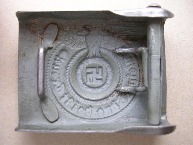 """Boucle SS (acier) - RZM 155/43 -Assmann """"mdl vert"""" 15543g11"""