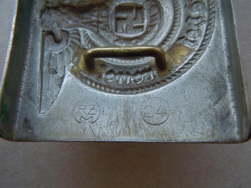 Boucle SS (maillechort) - RZM 24 - Overhoff Rzm24_12