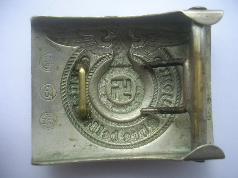 Boucle SS (maillechort) - RZM 63 - Steinhauer & luck Rzm63_11
