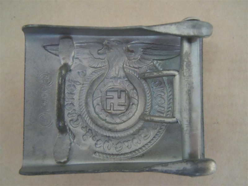 Boucle SS (acier) - RZM 36/342 - Overhoff   Stepha15