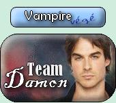 Vampire Végé - Damon