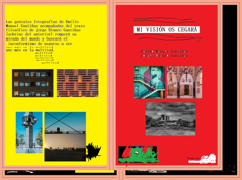 Publicada Mi visión os cegará Cubier10
