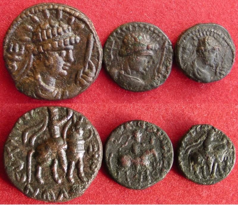 Monnaies des Kushan ... 1589_s10