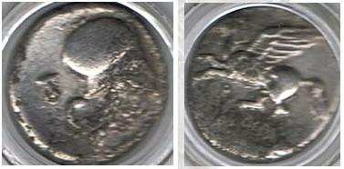 Las minas para la fabricación de monedas. 213