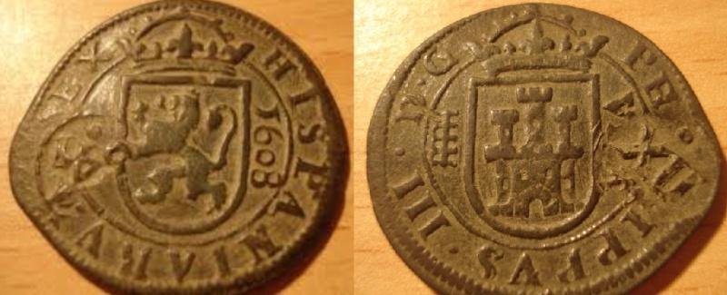 VIII maravedís del Ingenio de Segovia [intentemos reunir todas las fechas] Sin_ta12