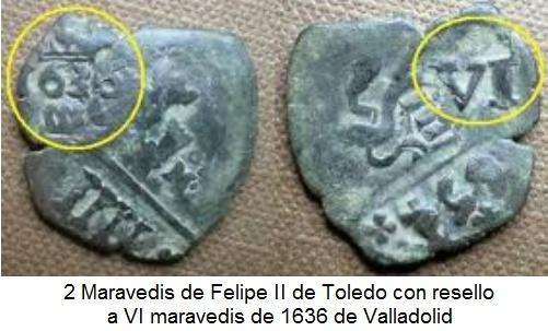 Imperio-Numismático, foro de numismática - RESELLO DE 1636 Sin_ta18