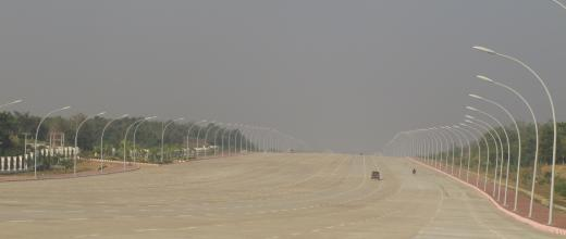 Birmanie -  Bienvenue dans la capitale interdite Naypyidaw 20_lan10