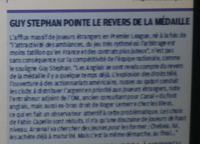 LE STAFF TECHNIQUE OLYMPIEN  - Page 3 Imgp4222