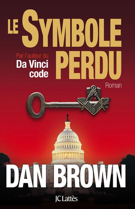 LE SYMBOLE PERDU de Dan Brown Couv4310
