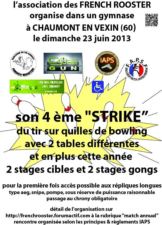 4ème match chez les french rooster dimanche 23 juin 2013 2013_a12
