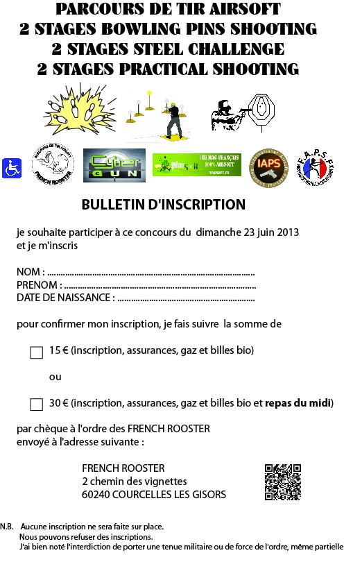concours de tir sur cibles le dim. 23 juin 2013 - Page 2 Inscri11