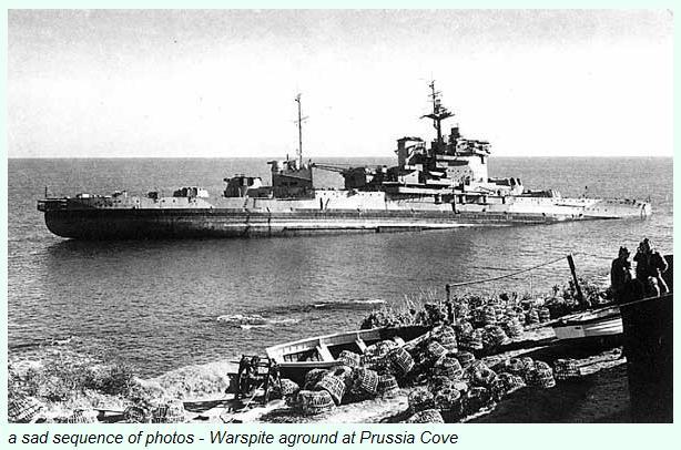 HMS WARSPITE 1942 - Page 10 Warspi12