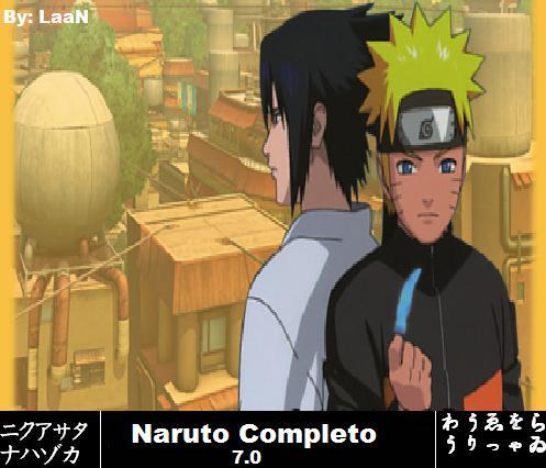 Naruto Completo
