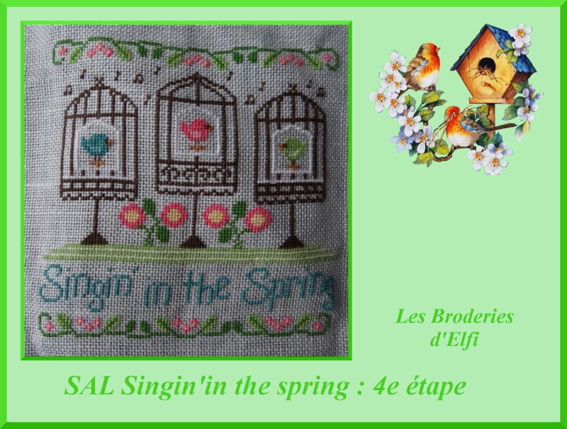4e objectif du SAL Singin' in the spring (CCN)  Montag15