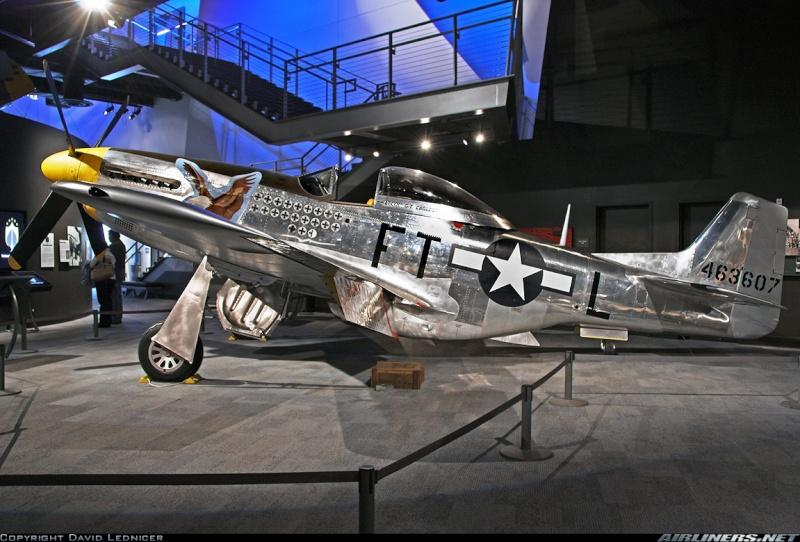 P-51D  lt col glenn t eagleston 16921810