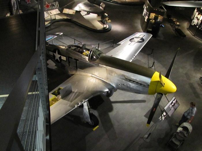 P-51D  lt col glenn t eagleston 3a444c10