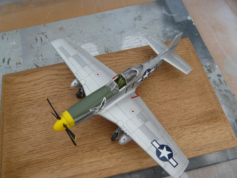 P-51D  lt col glenn t eagleston P1080812
