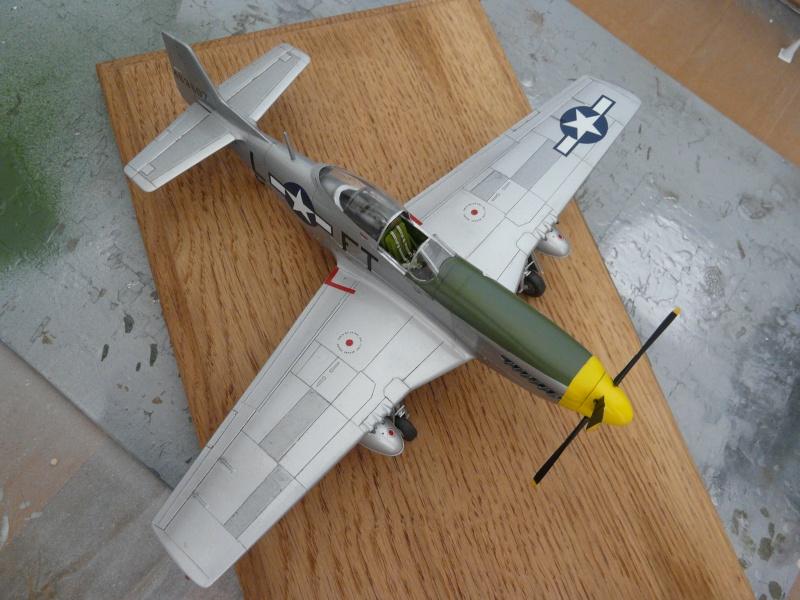 P-51D  lt col glenn t eagleston P1080816